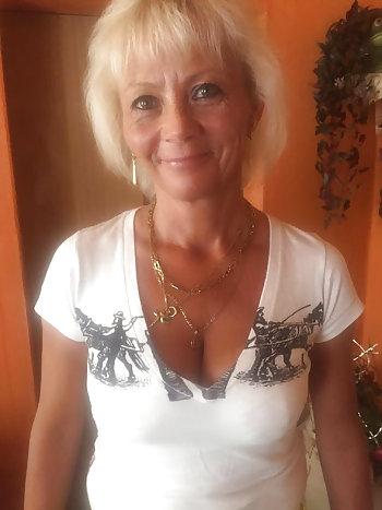 53-jährige Oma sucht jungen Liebhaber für's Bett